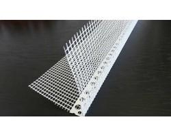 Narożnik aluminiowy z siatką - NAL